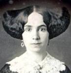 Extreme Daguerrotype Hair Styles, c.1850s-1870s