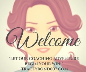 Welcome to TraceyBond007.com 's Coaching Adventure!