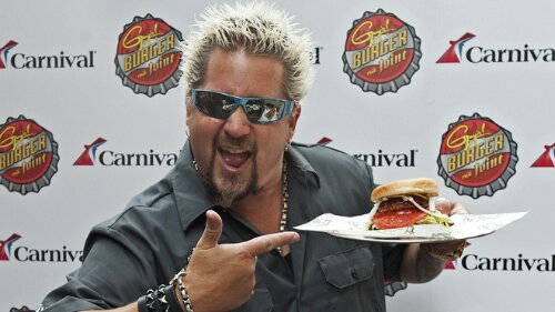 Bad hair day? Guy Fieri goes ballistic on his out of control hair dresser | Fox News
