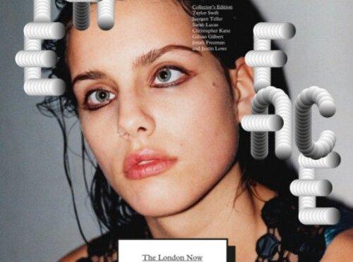 Brunette Moffy, Cross-Eyed Model, Signed By Major Modeling Agency