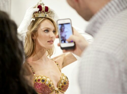 Candice Swanepoel On Those Wild Victoria's Secret Costumes: 'It's Our Job To Make It Work'