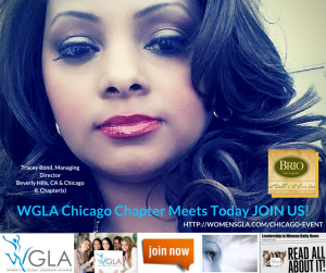 WGLA Chicago Chapter Meets Today 4-5-2016 - Learn more at http---womensgla.com-chicago-event and Get member Info at http---womensgla.com--affiliates=19