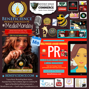 Hey there its #MediaMonday at Beneficience.com Virtual PR! *FREEBIE!