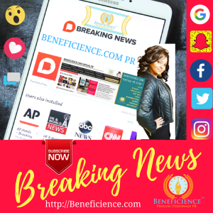 Breaking News Beneficience.com Virtual and Prolific Personage PR