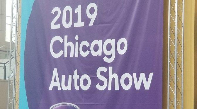 Chicago Auto Show 2019 Media Coverage